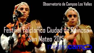 Audio-Festival Folclorico Ciudad de Reinosa 2015