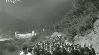 Desde Campoo a Santo Totibio, años jubilares de 1950 y 1961