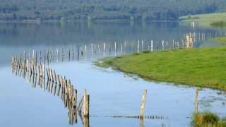 Embalse del Ebro 120 km en el alambre