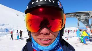Laro Herrero regresa de los Juegos Olímpicos de Invierno Pyeongchang 2018