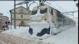 Meteocampoo Reinosa nevada enésimo día