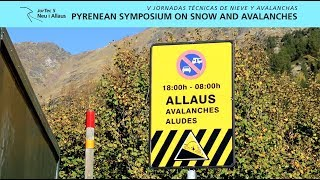 Pyrenean Symposium on Snow and Avalanches