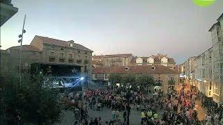 Reinosa San Mateo 2015  Plaza de España | Resumen  Primer Fin de Semana