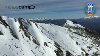 Rescatado un Ertzaintza por helicóptero 112 Cantabria en arista pico Tres Mares a Peña Labra