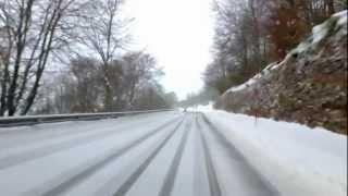 Subida a Brañavieja Alto Campoo con nieve y ventisca