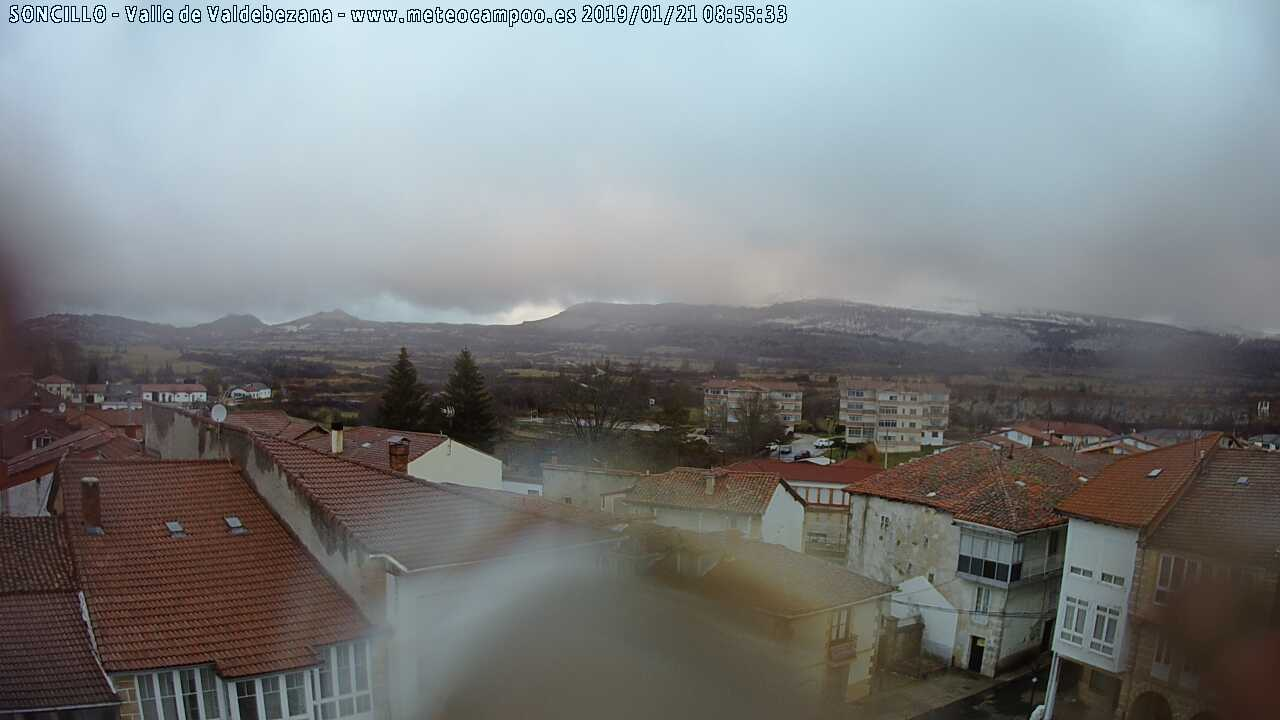 Webcam Soncillo Valdebezana