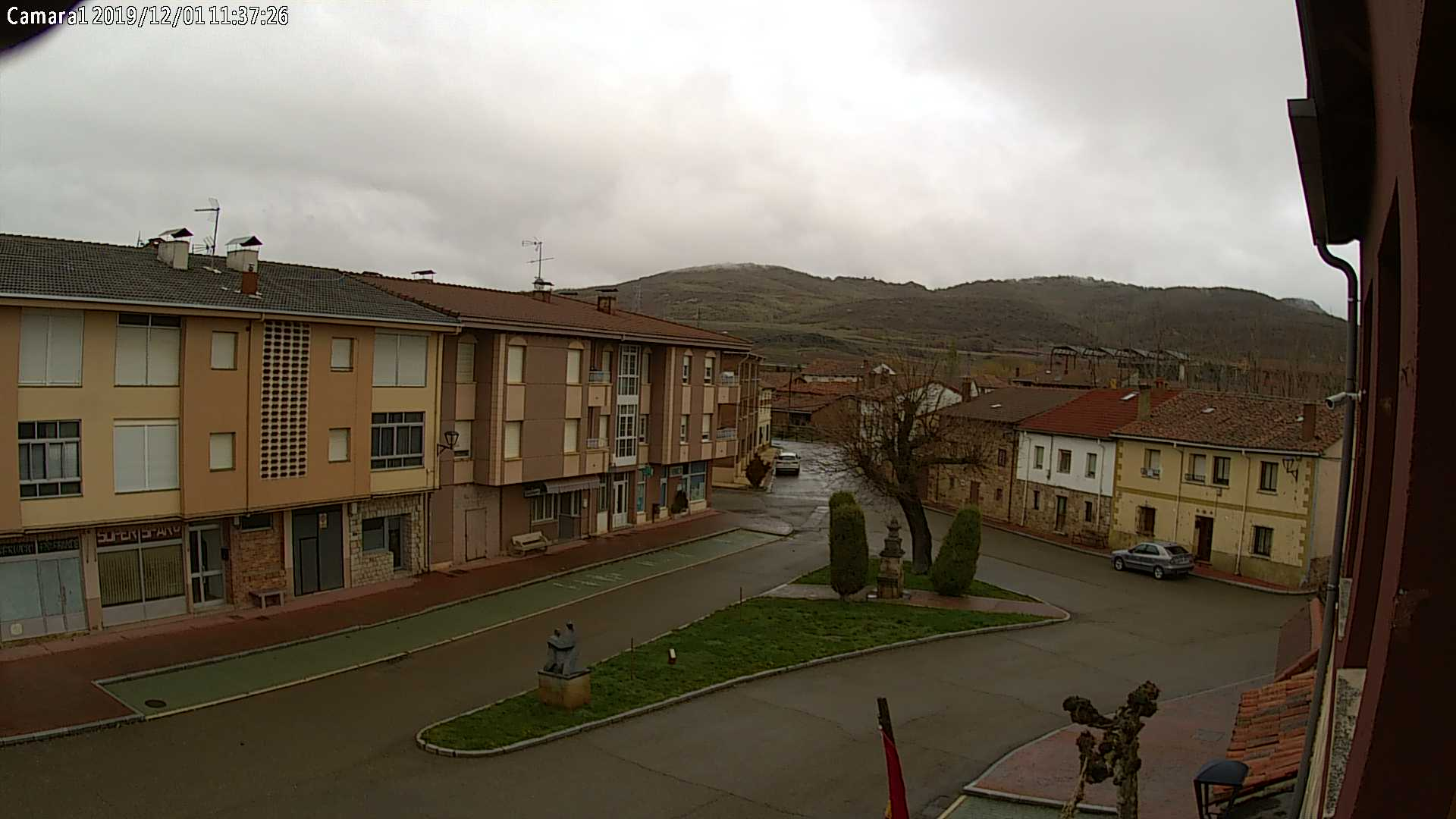 Webcam Salinas de Pisuerga