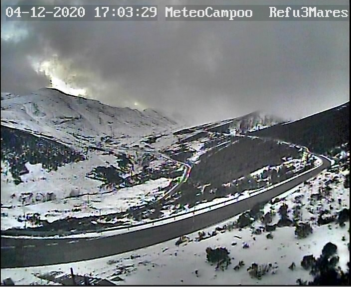 Webcam Brañavieja Refugio