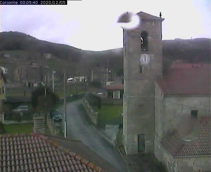 Webcam Corconte | Albergue