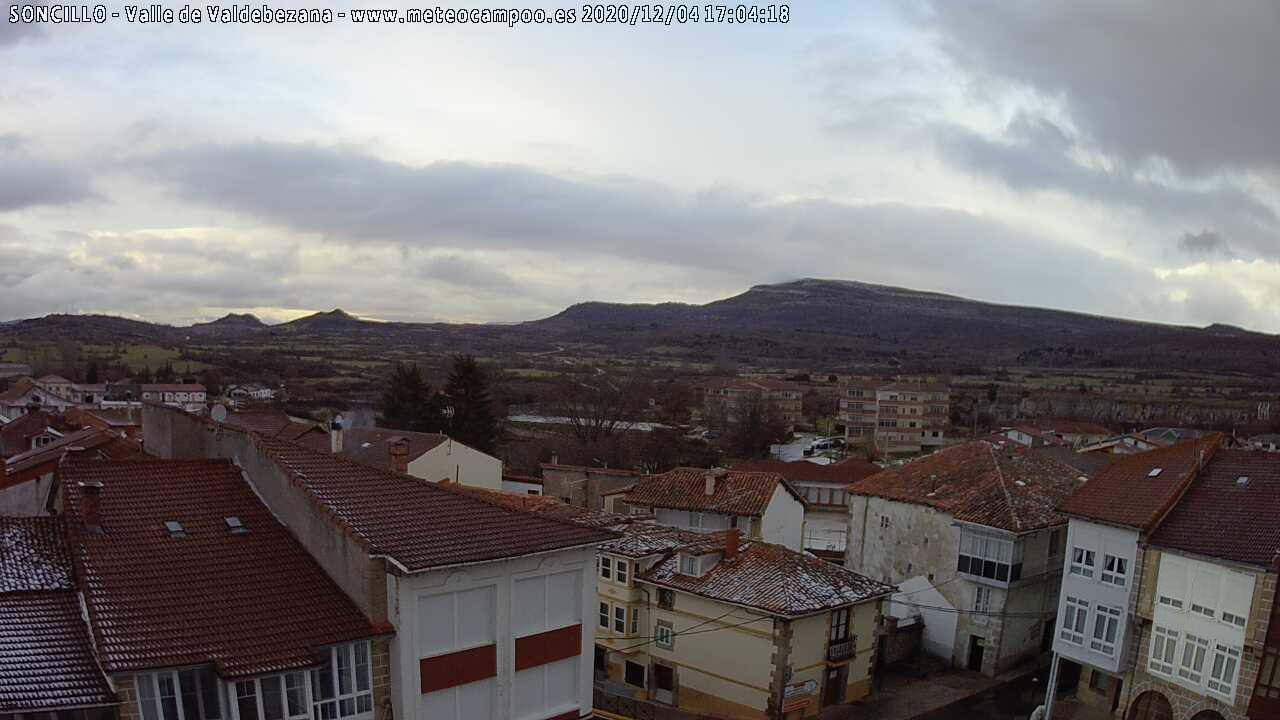 Webcam Soncillo | Valdebezana