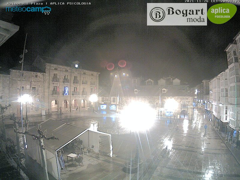 Webcam Reinosa | Plaza España
