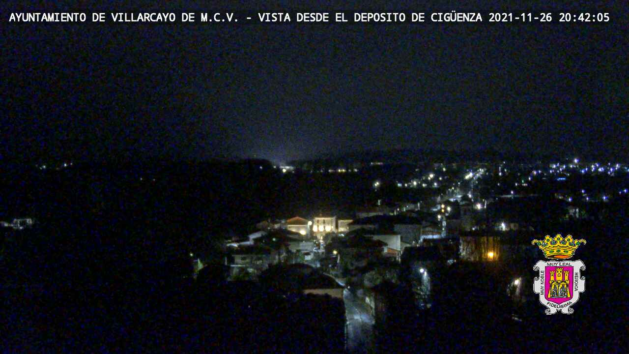 Webcam Villarcayo - Cigüenza