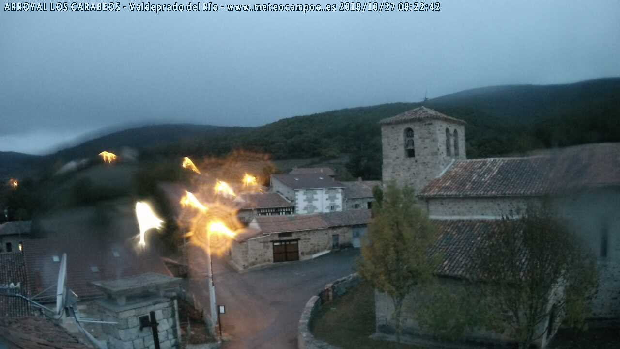 Webcam Arroyal de los Carabeos