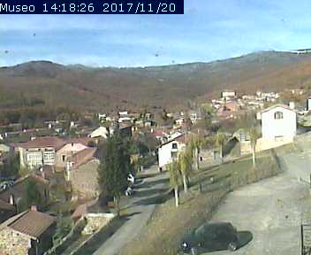 Webcam Barruelo