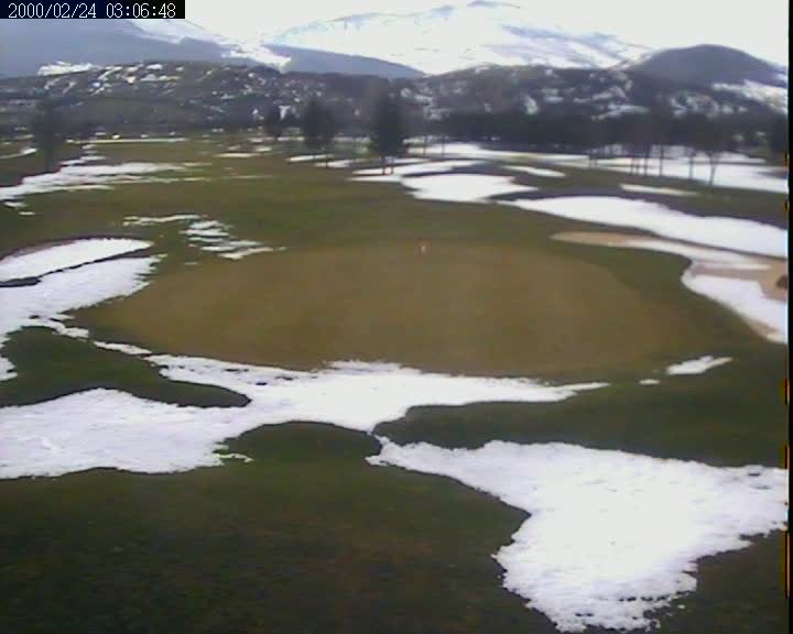 Webcam Nestares | Campo de Golf